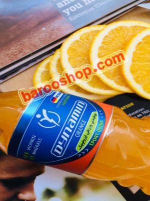 نوشابه ورزشی داینامین پرتقالی