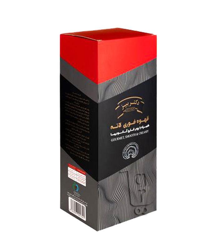 کافه لاته,قهوه لاته دکتر بیز,انواع قهوه,طرز تهیه لاته,بروستا,گورمت