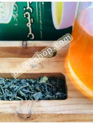 چای سبز تیمن