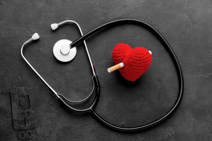 ترک سیگار، ترک دخانیات، سیگار نکشید،سکته قلبی