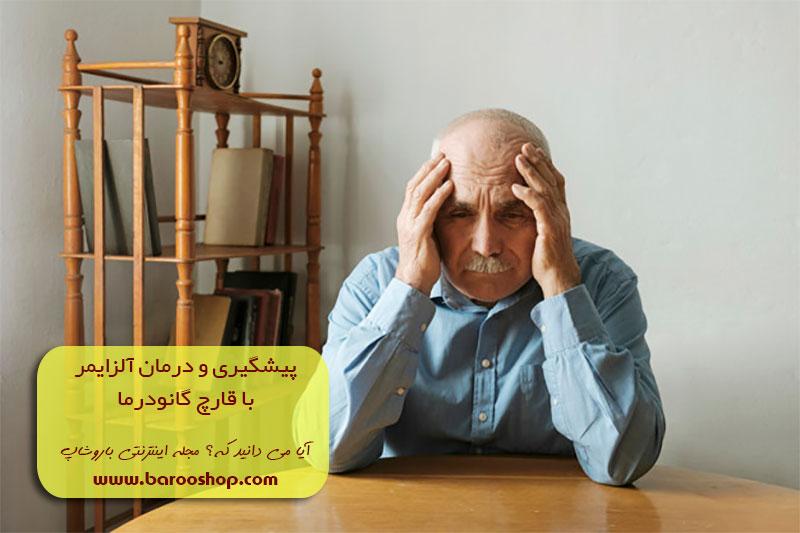 پیشگیری و درمان آلزایمر,درمان آلزایمر,پیشگیری از آلزایمر,زوال عقل,فراموشی,آلزایمتر,درمان آلزایمر با قارچ گانودرما,پیشگیری از آلزایمر با قارچ گانودرما