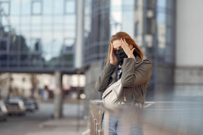 استرس ناشی از کرونا، استرس و اضطراب کرونا، ترس از کرونا، کرونا و افسردگی، کووید19 و افسردگی